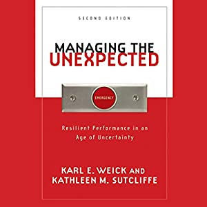 Managing the Unexpected Audiobook