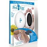 Ped Egg Pedegg + 3 Replacement Blades Combo ~ As Seen On TV