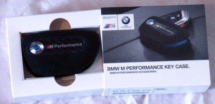 BMW OEM M Performance Alcantara Key Case F15 F86 X5 F16 F86 X6 F45 2 Series (Bmw Key X5 compare prices)