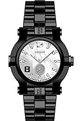 Renato Beast Diamond Black IP Watch White Dial