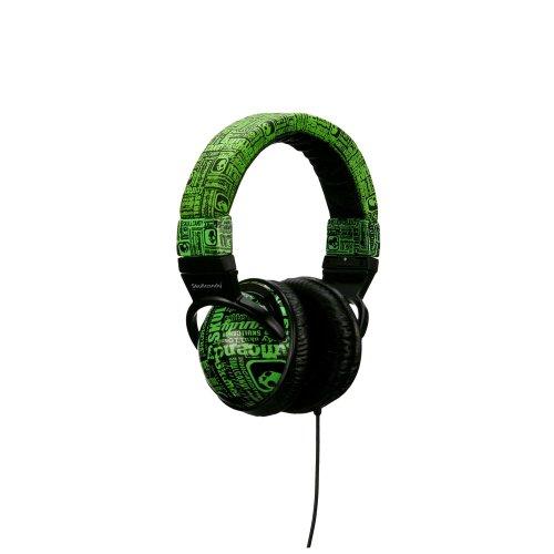 Skull Candy Hesh Green/Bの写真01。おしゃれなヘッドホンをおすすめ-HEADMAN(ヘッドマン)-