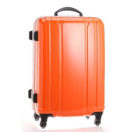 [クリスチャンモード] CHRISTIAN MODE suitcase  CM0519ORG ORG (オレンジ)