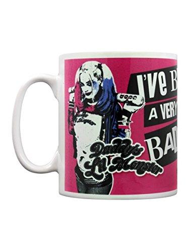 Little Monster ufficiale tazza caffè Harley Quinn Suicide Squad Bad Girl di papà