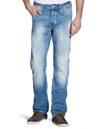 Jack & Jones Core Rick Original Relaxed Men's Jeans Denim Blue W29 INXL32 IN