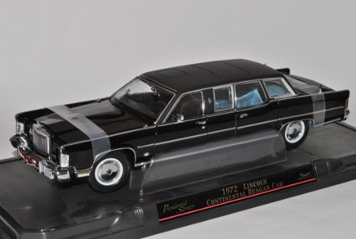 Lincoln Continental Reagan President Biest Stretch Limousine Signature 1/24 Yatming Modell Auto