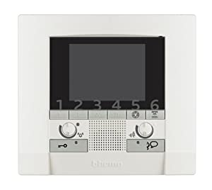 Amazon.com: Legrand Polyx Display 2 344192 Door Intercom: Home