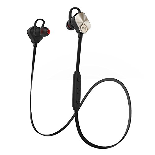 Bluetooth headphones mpow - dual bluetooth headphones with mic