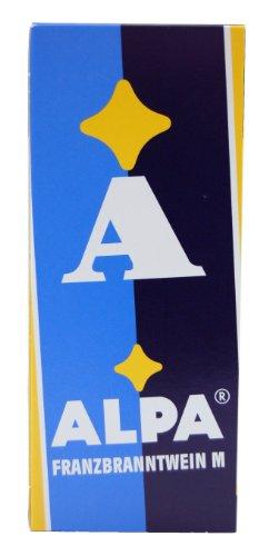 ALPA Franzbranntwein Menthol 500ml