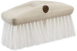 Star brite Scrub Brush (White)