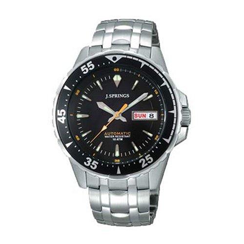 J.Springs Gents Automatic Sports Bracelet Watch - BEB007