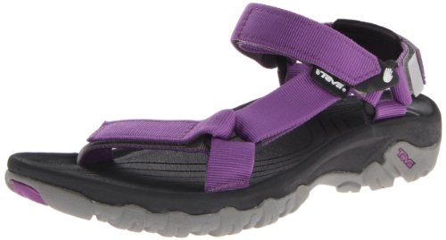 Teva Women'S Hurricane Xlt Sandal,Purple /Black,7 M Us front-1045240