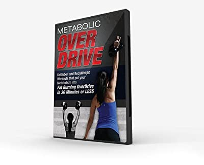Metabolic Overdrive - Kettlebell Workout to Lose Weight