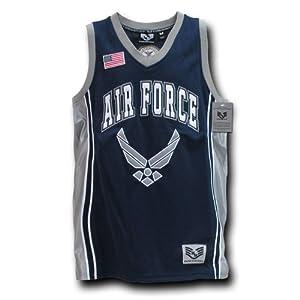 Rapiddominance Air Force Basketball Jersey