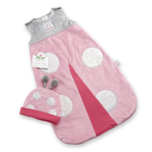 Baby Aspen Snug As A Bug Snuggle Sack, 0-6 Months
