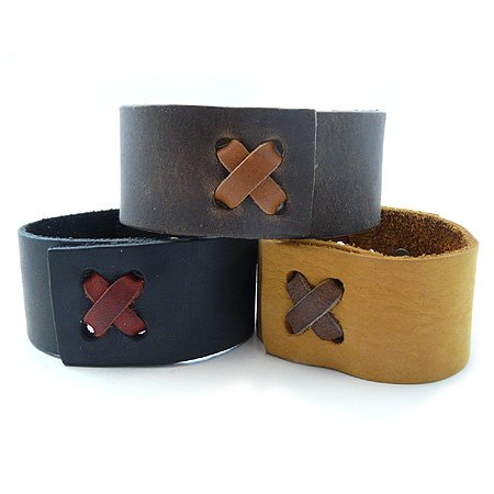 Leather Crossbands