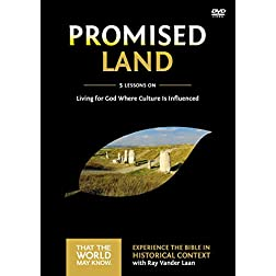Promised Land: A DVD Study: Living for God Where Culture Is Influenced