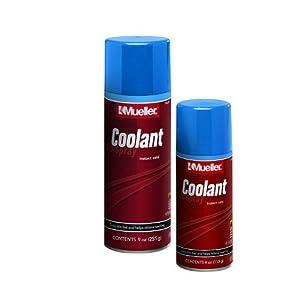 Mueller Coolant Cold Spray (9 oz aerosol spray 12 cs) by Mueller