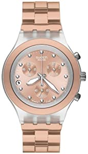 Swatch Full Blooded Caramel Watch SVCK4047AG