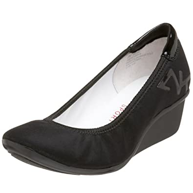 ak sport s dax stretch wedge shoes