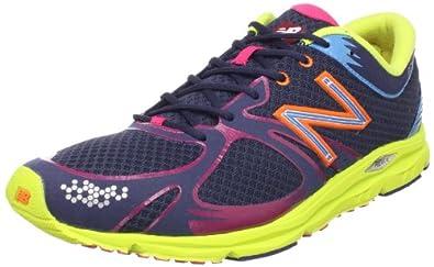 (暴跌)新百伦New Balance Men's MR1400 超轻量赛级运动跑鞋蓝$29.01