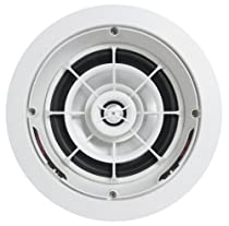 SpeakerCraft AIM7 Three Fully Pivoting High Fidelity In-Ceiling Loudspeaker - Each