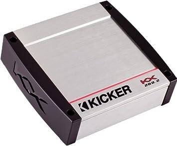 Kicker KX200.2