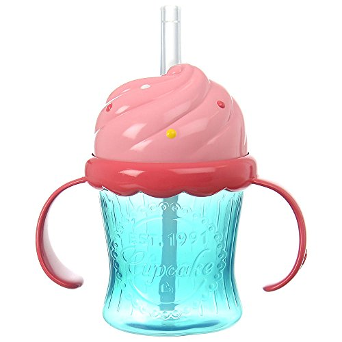 Munchkin 7 Ounce Fun Baby Trainer Cup Cupcake front-854561