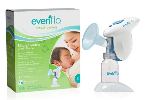 Evenflo Electric Breast Pump Single