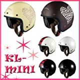 OGKカブト/KL-MINI XSサイズ/レディース/ カラー:パールホワイト