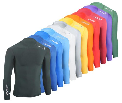 Sub Sports COLD Men's Thermal Compression Base Layer Long Sleeve Top