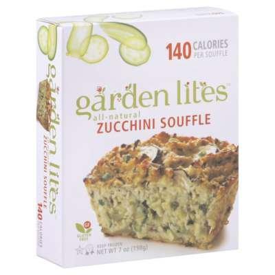 Garden Lites Zucchini Souffle, 7 Ounce -- 12 Per Case.