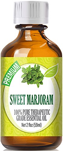Sweet Marjoram (60ml) 100% Pure, Best Therapeutic Grade Essential Oil - 60ml / 2 (oz) Ounces