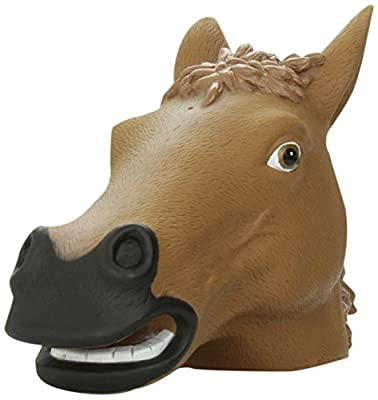Accoutrements Horse Head Squirrel Feeder by Accoutrements