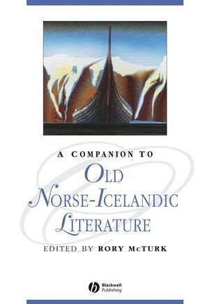 A Companion to Old Norse-Icelandic Literature and Culture