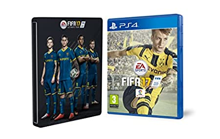 FIFA 17 + Steelbook (Exclusivo en Amazon)