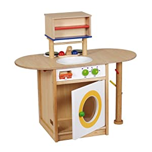 Santoys St464 All In One Kitchen Unit Toys Games