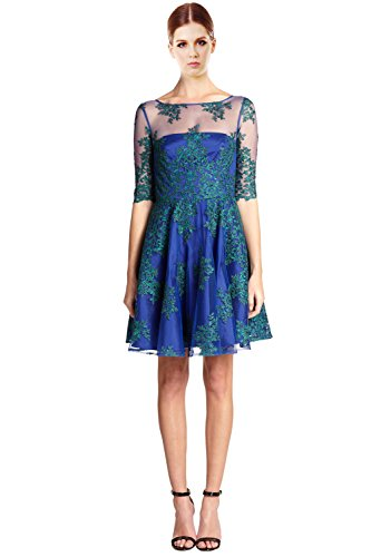 ml-monique-lhuillier-embroidered-lace-tulle-swing-cocktail-evening-dress