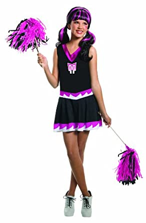 Monster High Fear Squad Draculaura Costume