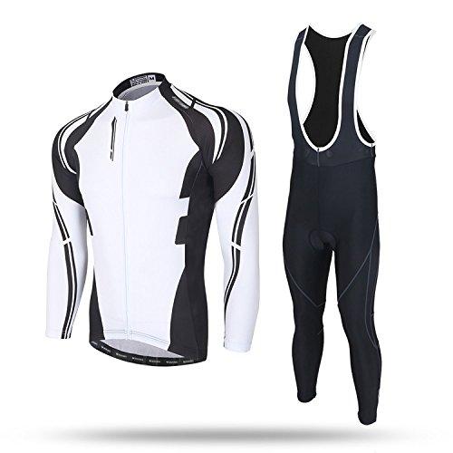 teyxoco-new-cyclisme-velos-maillots-padded-bid-jersey-set-l