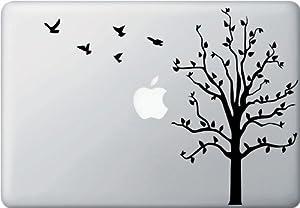 Tree MacBook Decal Mac Apple skin sticker