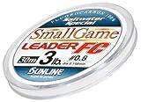サンライン(SUNLINE) ライン SaltWater Special スモールゲームリーダーFC 30m 6lb/1.5号