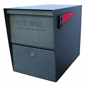 Mail Boss 7205 Package Master Security Mailbox