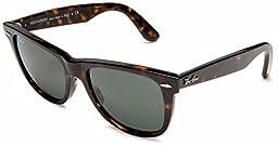 Ray-Ban Original Wayfarer Sunglasses RB2140 902-4722 - Tortoise Crystal
