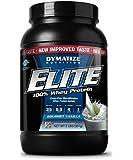 Dymatize Nutrition Elite Whey Shake, Gourmet Vanilla, 2 Pound