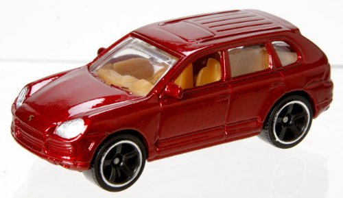 Matchbox Porsche Cayenne Turbo, Rot als Geschenk