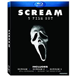 Click to buy Scariest Movies of All Time: Scream 5 Film Set from Amazon!