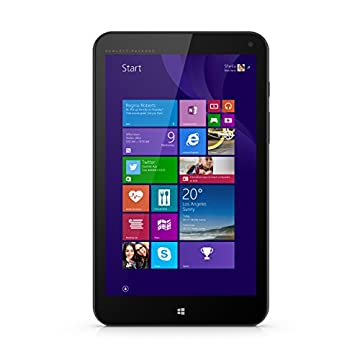 HP Stream 8 32GB 4G Tablet with Windows 8.1 and Office 365 Personal for One Year, and Free 200MB Data/Month