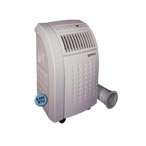 SPT TN-09E TechniTrend 9,000-BTU Portable Air Conditioner with Remote Control