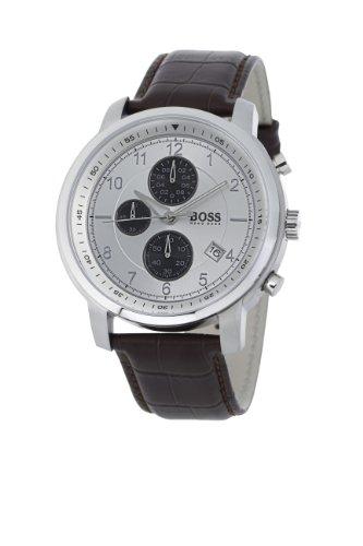 Hugo Boss 1512645 Black Calfskin Band Men's Watch