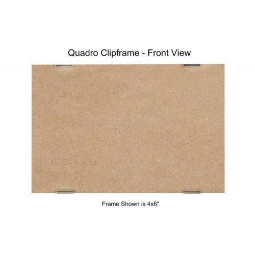 Quadro-Clip-Frame-4x6-inch-Borderless-Frame